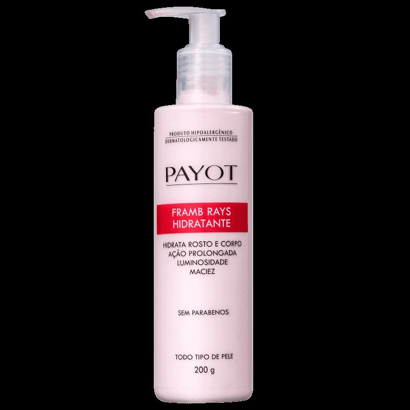 Hidratante Facial Framb Rays 200g - Payot