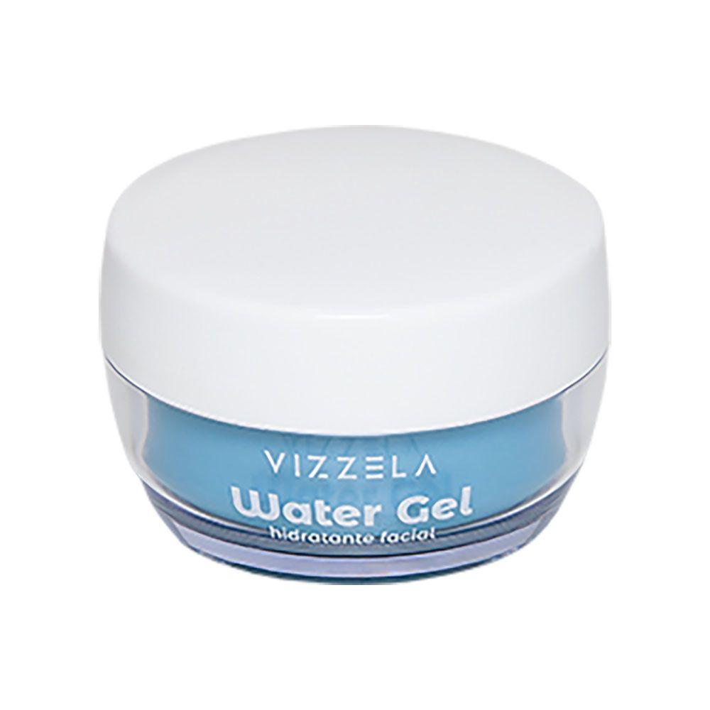 Hidratante Facial Water Gel - Vizzela