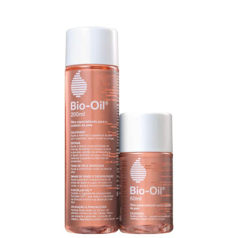Kit Bio-Oil Regenerador Extra (2 produtos)