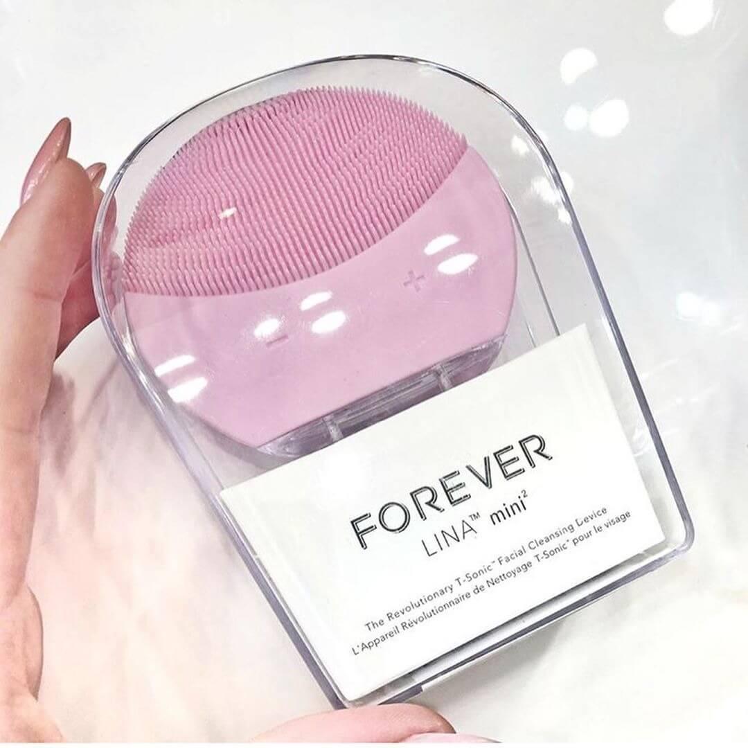 LyNA BEAUTY mini2 FOREVER® Escova de limpeza Facial
