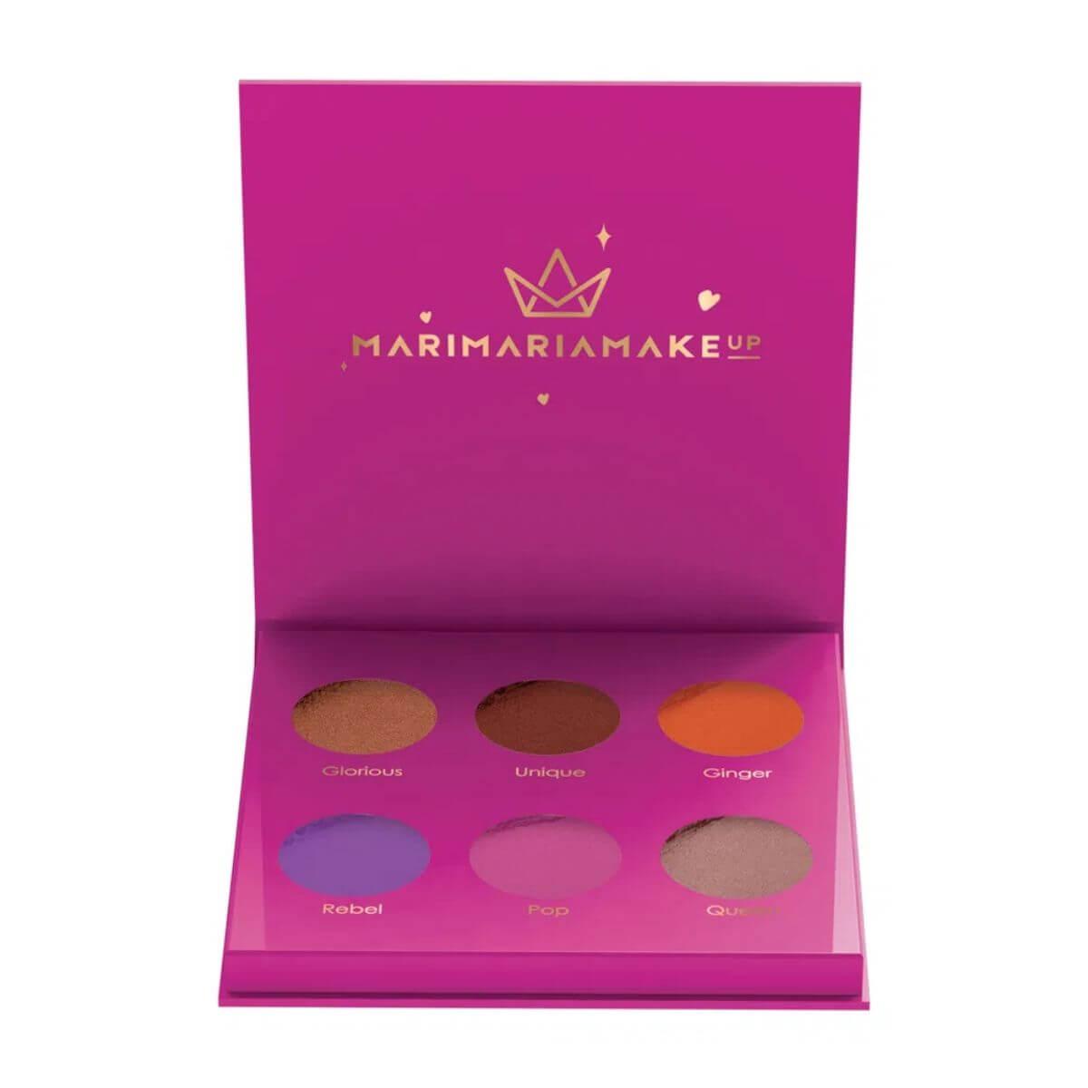 Paleta de Sombra - Girl Power - Mari Maria Makeup