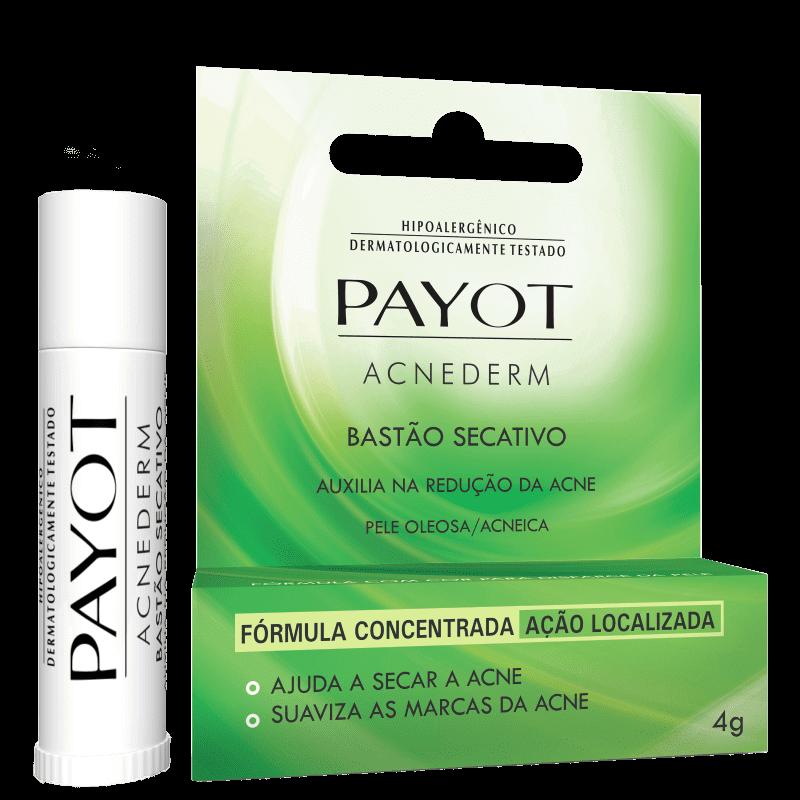 Payot Acnederm - Bastão Secativo para Acne 4g