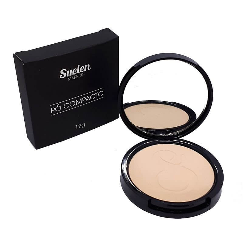 Pó Compacto Facial - Suelen Makeup 11g