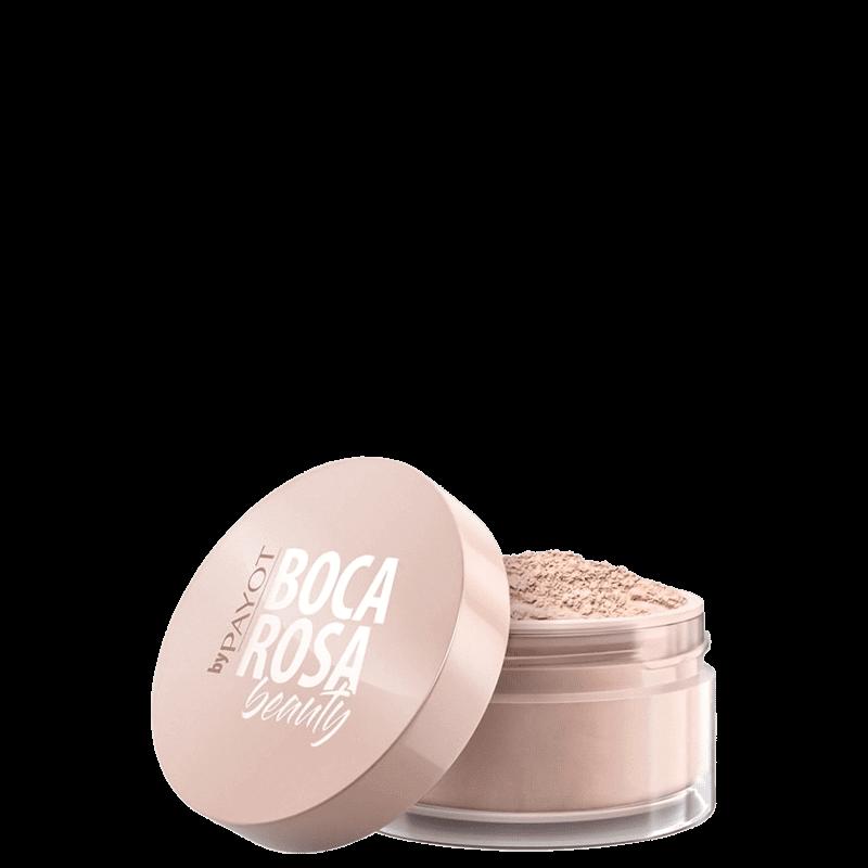 Pó Facial Solto Boca Rosa Beauty By Payot Mate - 1 - Mármore 20g