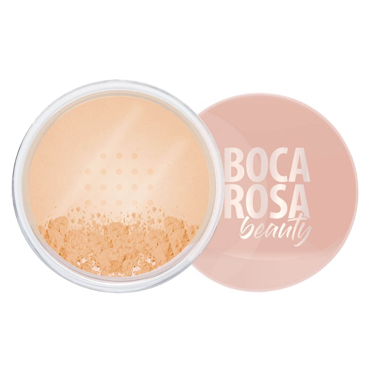 Pó Facial Solto Boca Rosa Beauty By Payot Mate - 2 - Mármore 20g
