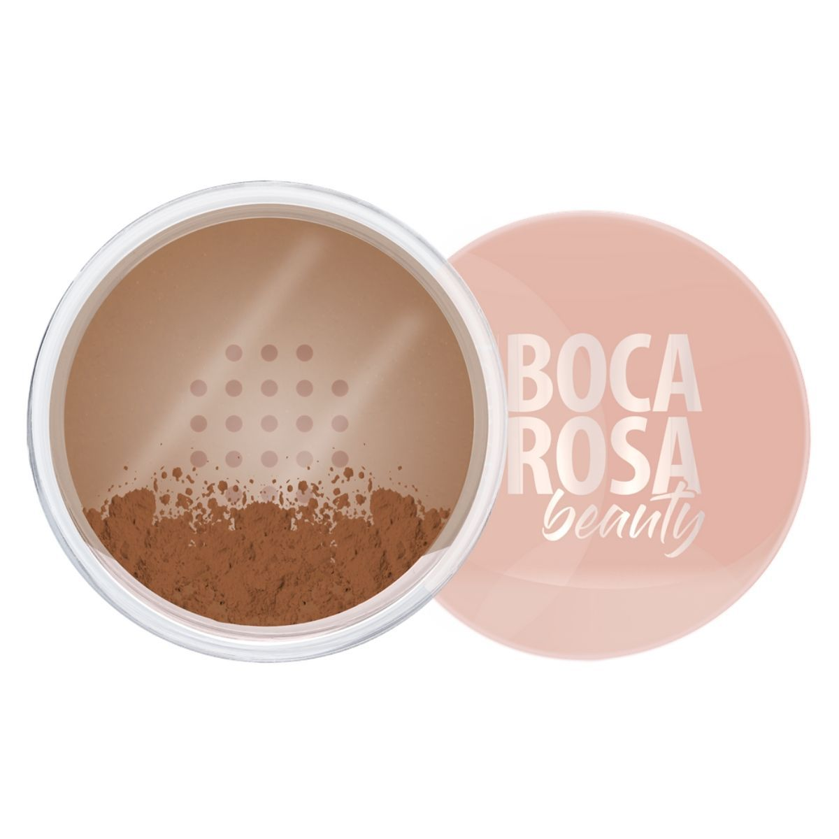 Pó Facial Solto Boca Rosa Beauty By Payot Mate - 3 - Mármore 20g