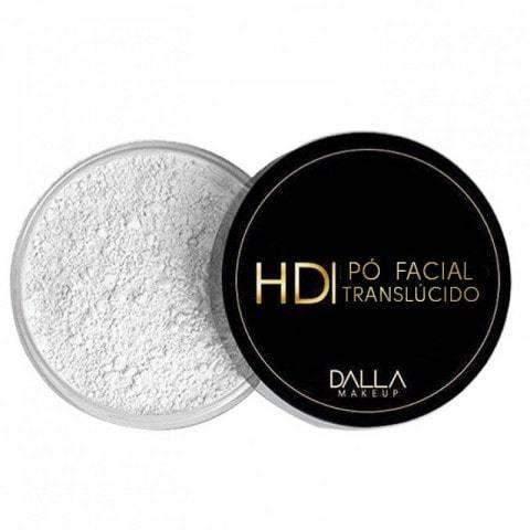 Pó Facial Translúcido HD - Dalla