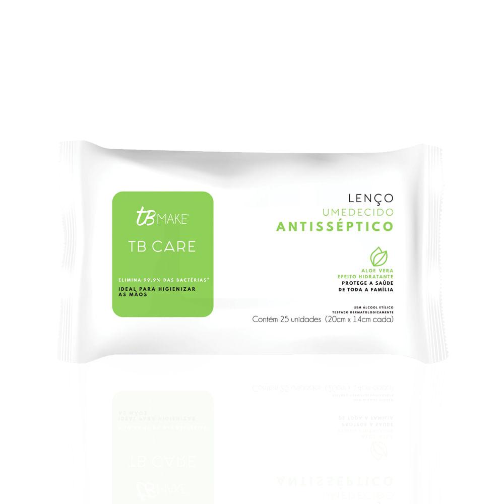 TB Care Lenço Antisséptico - TB Make