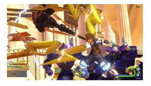 Kingdom Hearts Iii Standard Edition Square Enix Ps4 Físico