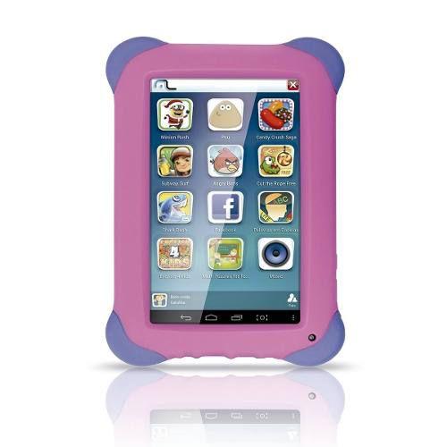 Tablet Infantil Educativo Aplicativos E Jogos Para Crianças