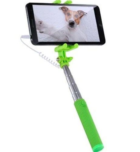 Pau De Selfie Verde Ac284 Multilaser