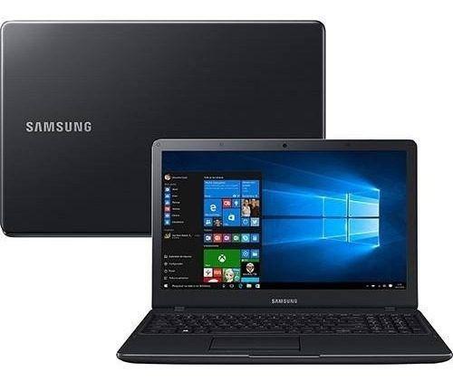 Notebook Essentials E21 Dual Core 4gb 500gb 15.6 Full Hd