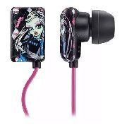 10 Fones De Ouvido Multilaser Monster High P2-ph105