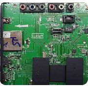 Placa Principal Smart Tv Led 40 Toshiba 40l2600 (664877)