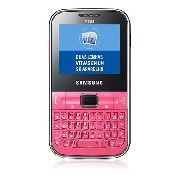 Samsung C3222 Duos Rosa