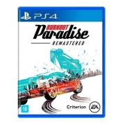 Burnout Paradise Remastered Ea Ps4 Físico Lacrado Original