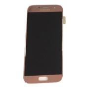 Conjunto Frontal Samsung Galaxy S7 Sm-g930 Rosa Orginal