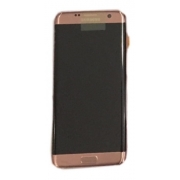 Frontal Completo Samsung Galaxy S7 Edge Sm-g935f Pink
