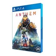 Game Anthem Ea - Ps4 Mídia Física - Novo Lacrado Original