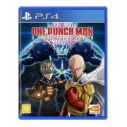 Game One Punch Man Ps4 Mídia Física - Novo Lacrado Original