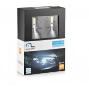 Par de Lâmpadas Automotiva Super Led H3 12V 55W 6200K - MULTILASER-AU824