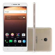 Smartphone Alcatel A3 Xl Max, Dourado Tela De 6', 32gb, 8mp