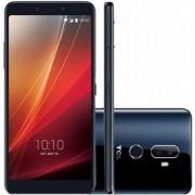 Smartphone Tcl C9 5199i 32gb Dual Chip 4g Tela 6'' Câmera 12mp E 2mp Frontal 8mp Android 8 Preto