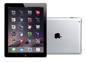 Apple iPad 2 16gb Wifi Ios 9.3 Câmera 0.7mp Frontal 0.3mp