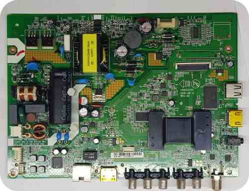 - Placa Principal Smart Tv Led 40 Toshiba 40l2500 (664877)