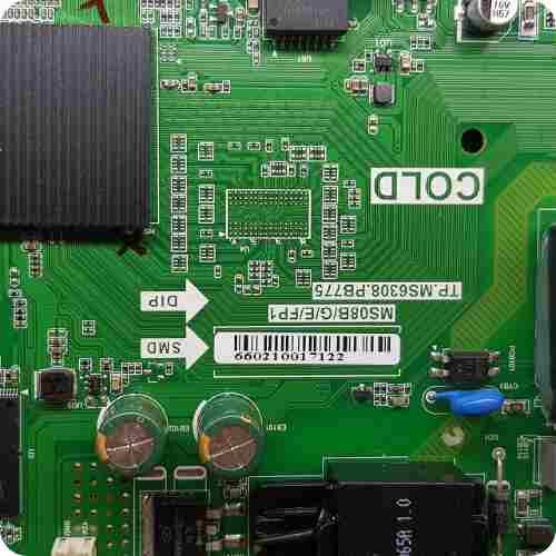 Placa Principal Smart Tv Led 40 Toshiba 40d2900 (660210)