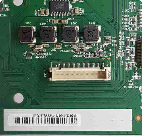 - Placa Principal Smart Tv Led 32 Toshiba 32l2600 (682081)