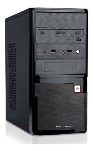 - Desktop Linux 4gb Processador Intel Dualcore Integrado Dt002