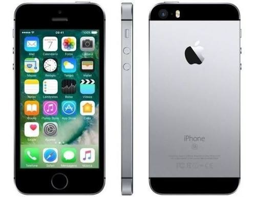 iPhone Se 32gb A1723 Cinza Espacial