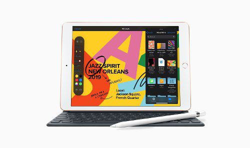 iPad (7ª Geração) Wi-fi 128gb Silver