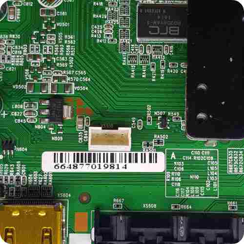 Placa Principal Smart Tv Led 40 Toshiba 40l2500 (624732)