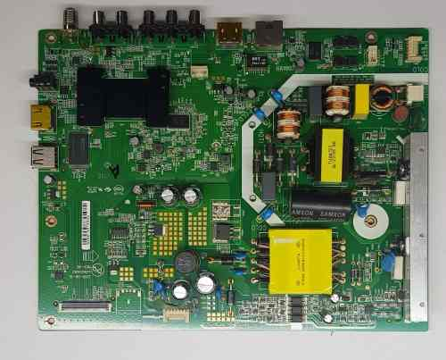 Placa Principal Smart Tv Led Toshiba 43l2500 +t-con (625679)