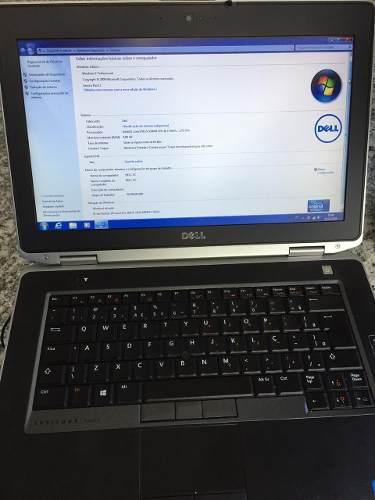 Notebook Dell 8 Gb Core I5 14 Windows 1366x768 Intel