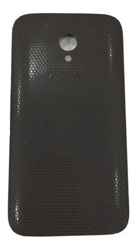 Tampa De Bateria Original Alcatel 4055j (branco E Marrom)