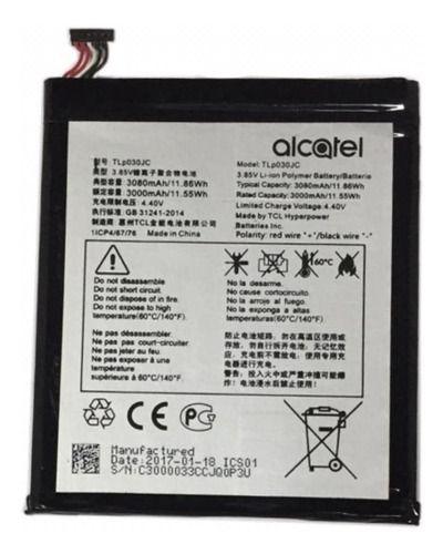 Bateria Alcatel A3 Xl Max (9008n) 4.40 V 3080 Mah - Tlp030jc
