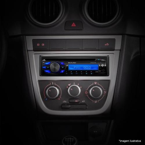 Radio Automotivo Cd-player Freedom Mp3 Multilaser - P3239