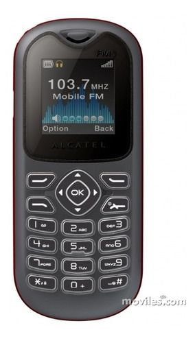 Display Original Alcatel - Ot- 208p