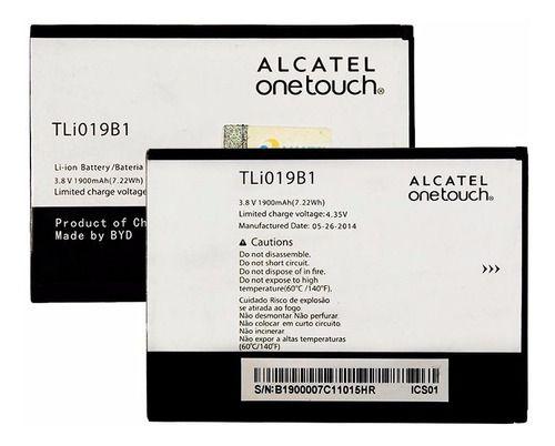 Bateria Alcatel Pop C7 (7040e) 3.8 V 1900 Mah - Tli019b1