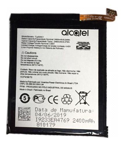 Bateria Alcatel A3 (5046j) 4.4 V 2460 Mah - Tlp024c1