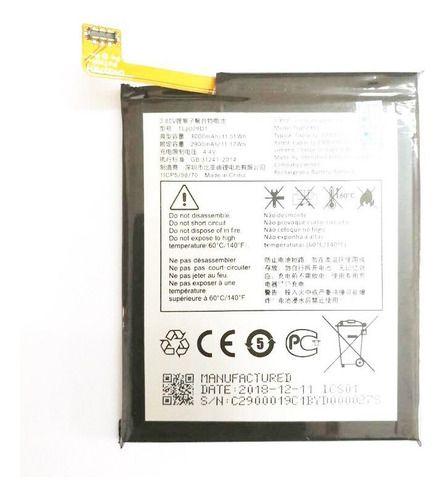 Bateria Tcl C5 (5152d) 4.4 V 3000 Mah - Tlp029d1