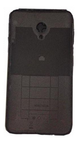 Tampa De Bateria Original Alcatel 4055j (branco E Preto)