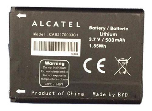 Bateria Alcatel (ot-1041) 3.7 V 500 Mah - Cab2170003c1