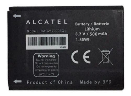 Bateria Alcatel (208p) 3.7 V 500 Mah - Cab2170003c1