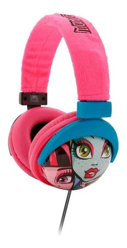 Lote 10 Fones De Ouvido Headphone Monster High P2 Ph107