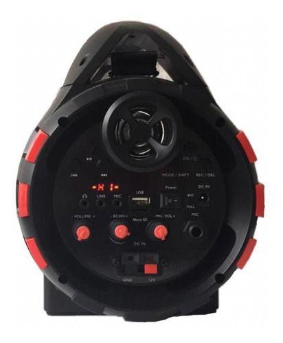 Caixa De Som Semp 100wats Bluetooth Tr100a