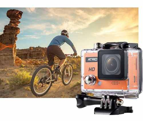 Câmera De Ação Atrio Fullsport Cam Hd- Dc186